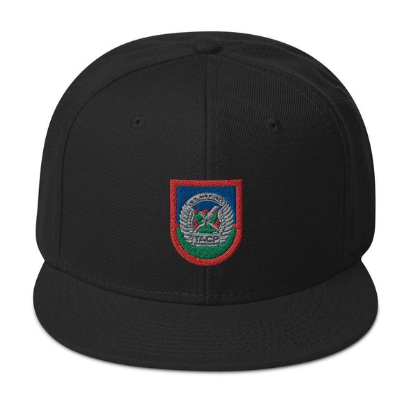 opszillastore,USAF Tactical Air Control Party (TACP) Flash Embroidered Snapback Hat,