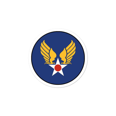 opszillastore,Vintage United States Air Force Emblem (USAF) Bubble-free stickers,
