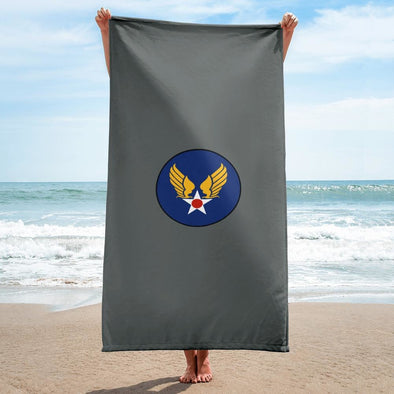 opszillastore,Vintage United States Air Force Emblem (USAF) Towel,
