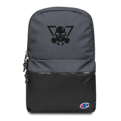War Gear Embroidered Champion Backpack