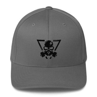 opszillastore,War Gear Embroidered Structured Twill Cap,