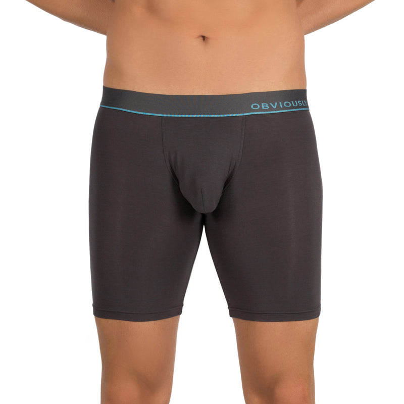 PrimeMan - Boxer Brief 6 inch Leg