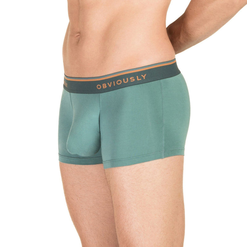 EveryMan - Trunk Obviously Apparel Teal Small