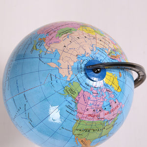 7.2 Inch Desktop Political Globe World Globe Kids Educational Learning Toy