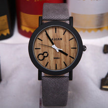 Load image into Gallery viewer, Men's Quartz Wooden Watch