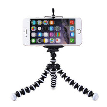 Load image into Gallery viewer, Mini Flexible Tripod Holder Adjustable for Cell Phone Holder