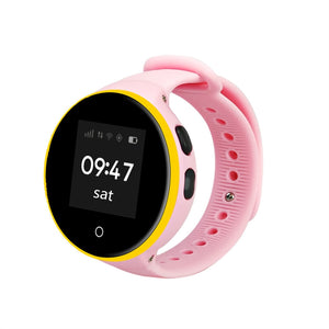 Kids Smartwatch Locator Tracker Waterproof GPS for IOS and Android