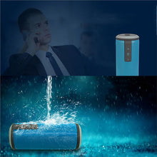 Load image into Gallery viewer, Outdoor Portable Waterproof Bluetooth Speaker