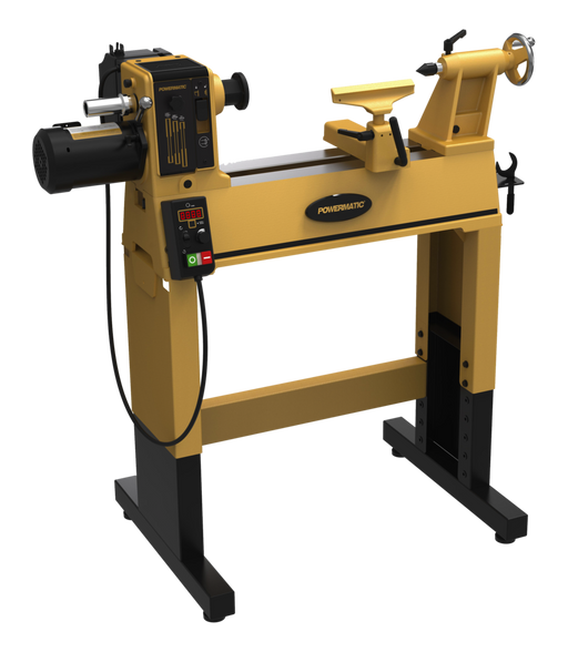 Powermatic 2014 Lathe and Stand |  Powermatic® Woodworking Machines