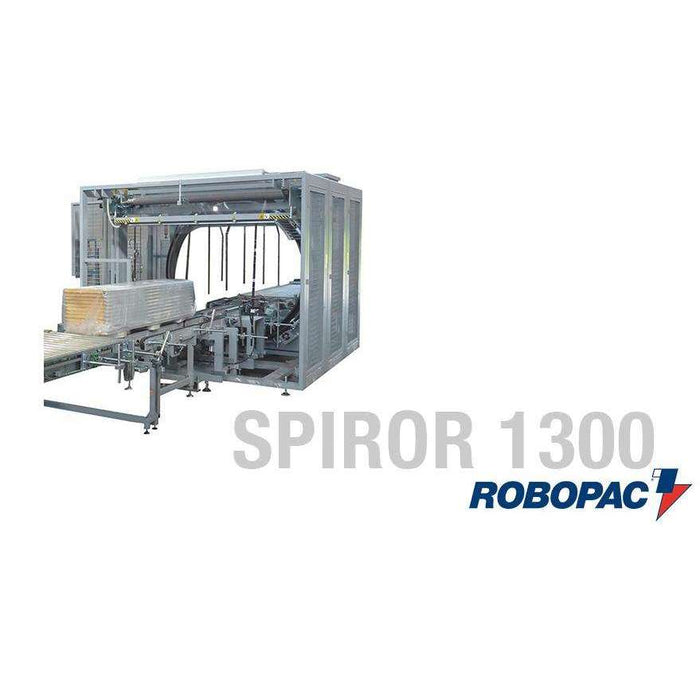 Spiror 1300 Automatic Stretch Wrapper