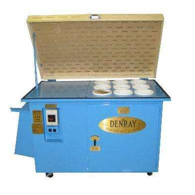 Denray 2800 Cartridge Filtration Table