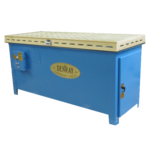 Denray 2872B Cartridge Filtration Table