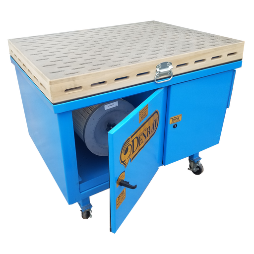 Denray 3444B Cartridge Filtration Table