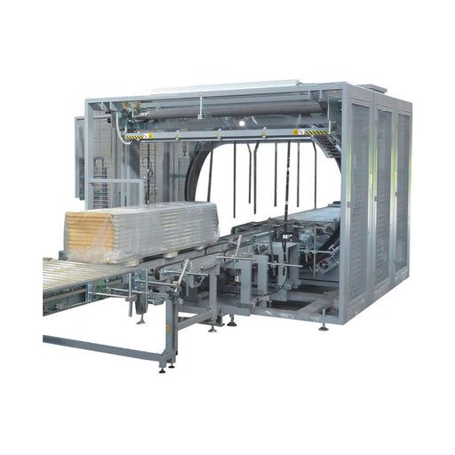 Spiror 1600 Automatic Stretch Wrapper