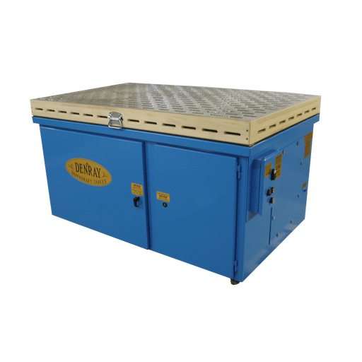 Denray 3660B Cartridge Filtration Table