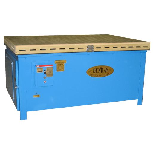 Denray 7200B Cartridge Filtration Table