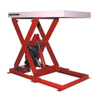 Southworth Backsaver Lite Lift Table