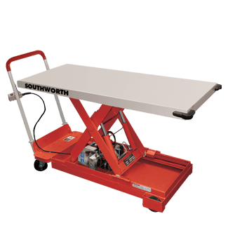 Southworth Backsaver Lite - Portable Lift Table