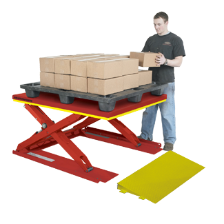LiftMat Low Profile Lift Table