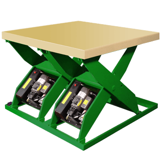 LSD Dual Lift Table and Wide Base Dual Lift Tables