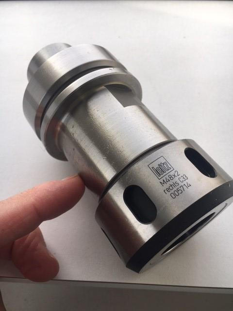 New Leitz HSK SYOZ Tool Holders