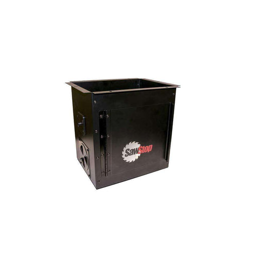 SawStop Downdraft Dust Collection Box for Router Lift - Part Number RT-DCB