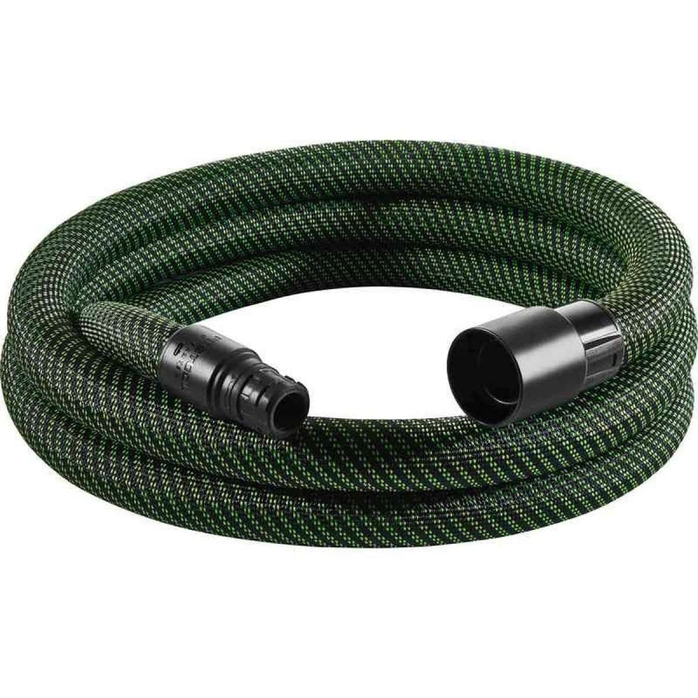 Festool 500677 Braided Sleeve Antistatic Hose, 27mm X 3.5m