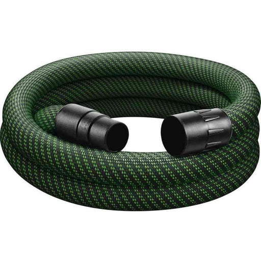 Festool 500684 Braided Sleeve Antistatic Hose, 36mm X 5m