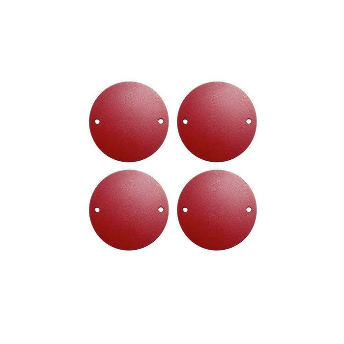 SawStop 4 pc. Phenolic Zero Clearance Insert Ring Set for Router Lift - Part Number RT-PZR