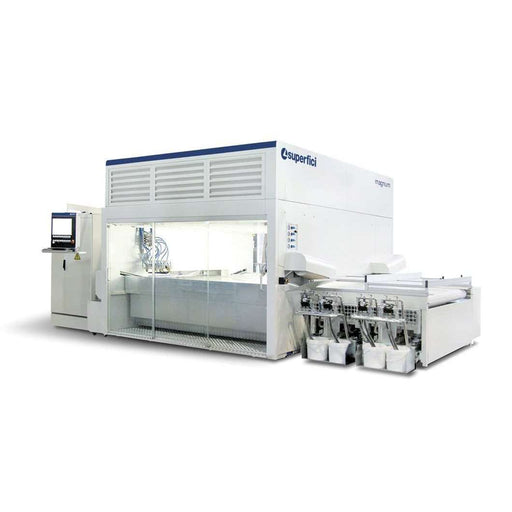 Superfici Magnum Spraying Machine