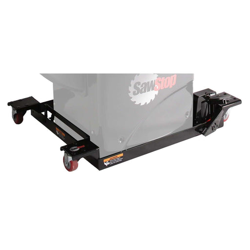 SawStop Industrial Cabinet Saw Mobile Base - Part Number MB-IND-000