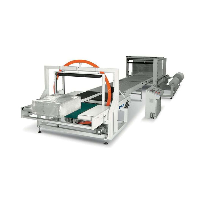 Pack F Packaging Line Machine