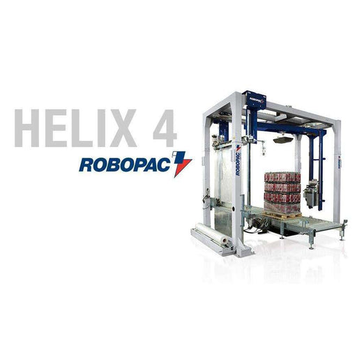 Helix 4 EVO Automatic Stretch Wrapper