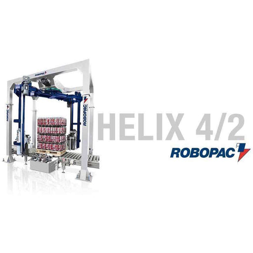 Helix 4/2 Automatic Stretch Wrapper