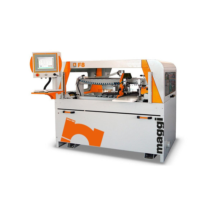 Maggi F8-F12 CNC Boring Machine (For All Carpentries)