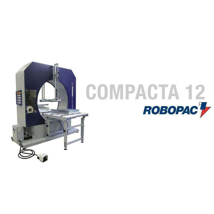 Compacta S12 Semi-Automatic Stretch Wrapper
