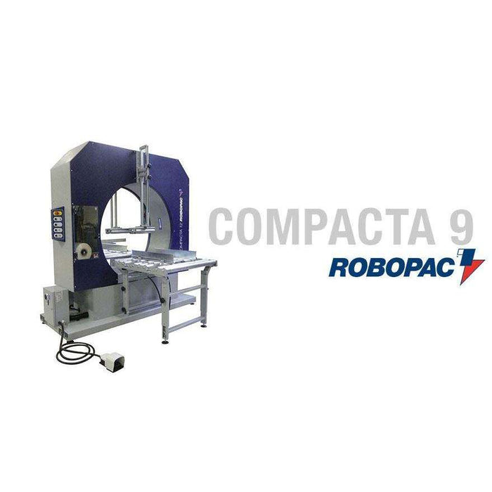 Compacta 9 Semi-Automatic Stretch Wrapper (Model 10)