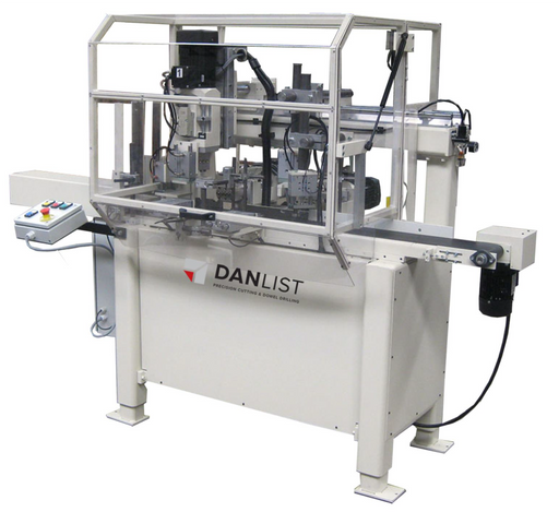 Danlist Corner Block Drilling Machine, TYPE BASP 1200 CLASSIC
