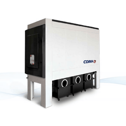 F-Series Compact Enclosed Dust Collector