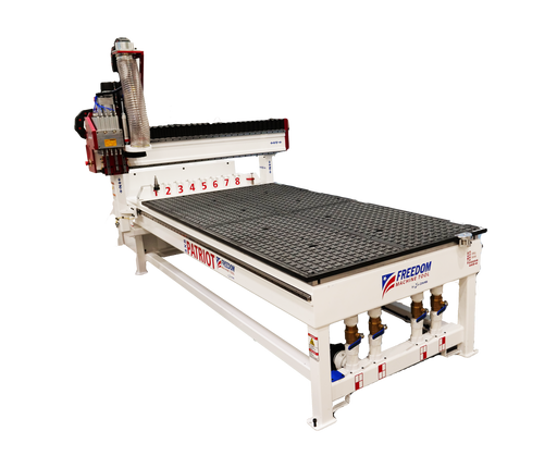 DMS Freedom Patriot 4X8 CNC Router