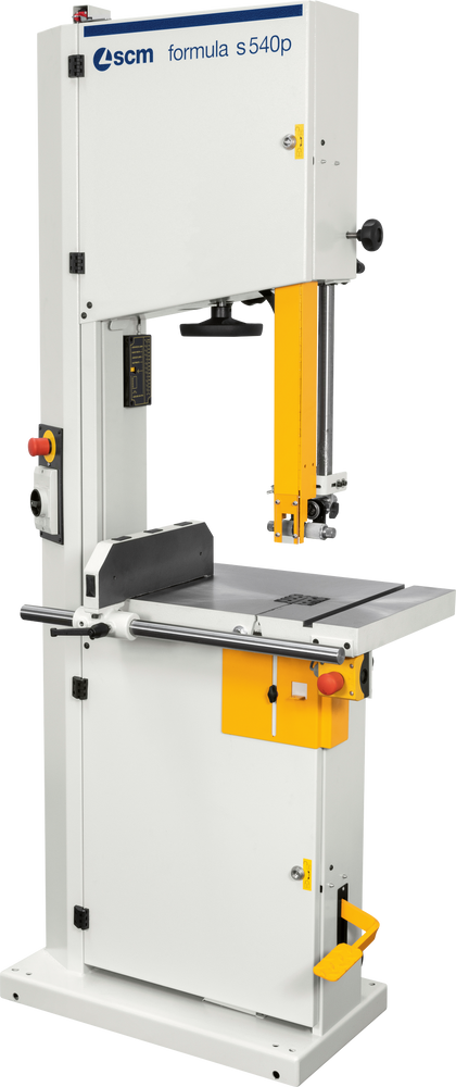 SCM Formula S540 P Bandsaw, INCLUDES FREIGHT