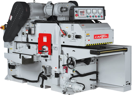 "Cantek  24"" Heavy Duty Cardan Shaft Drive Double Sided Planer , Model GT610HI 5 percent off Promo good thru End Dec"