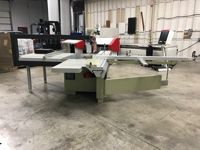 SOLD Used 1995 SCM Hydro 3200 Sliding Table Saw