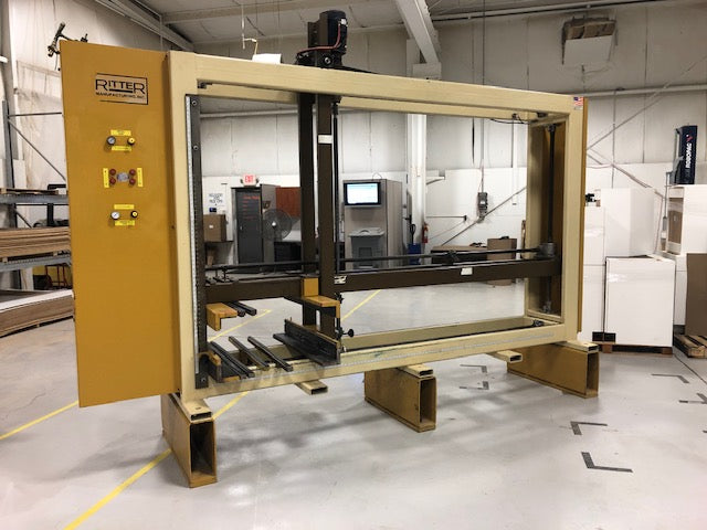 Used Ritter Case Clamp Mode R525