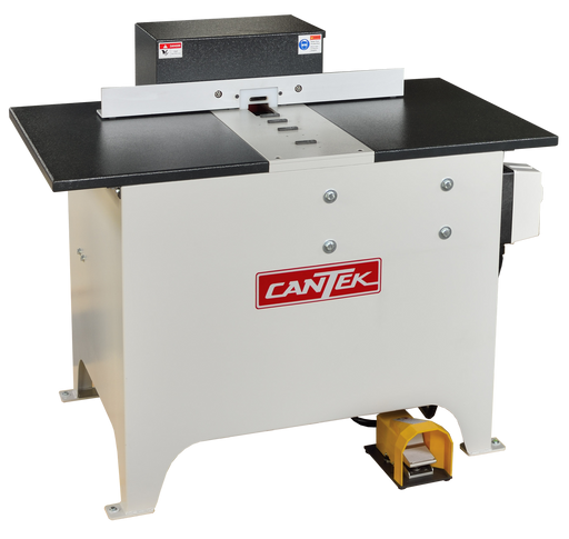 CANTEK JEN-60 Drawer Notcher (INCLUDES FREIGHT)
