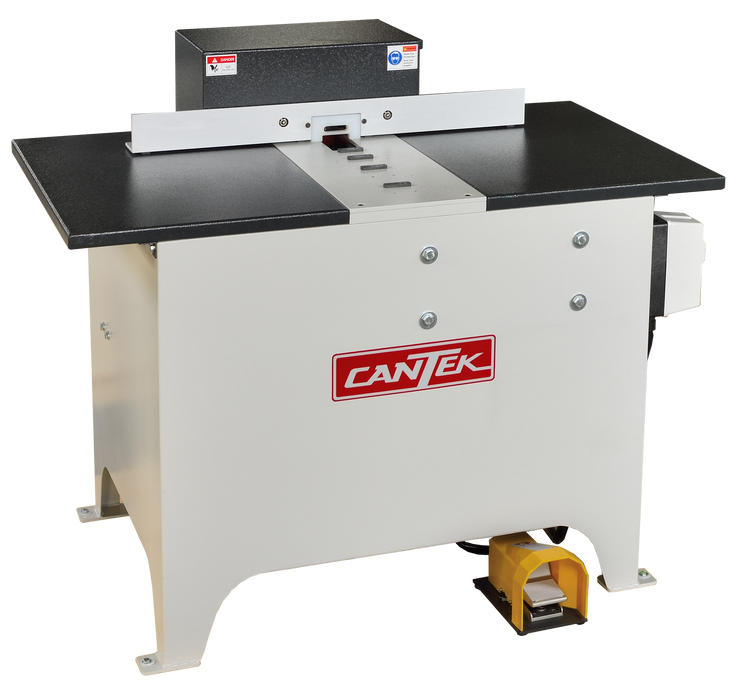 CANTEK JEN60 Drawer Notcher, INCLUDES FREIGHT