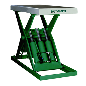 Southworth LS Series Hydraulic Lift Table
