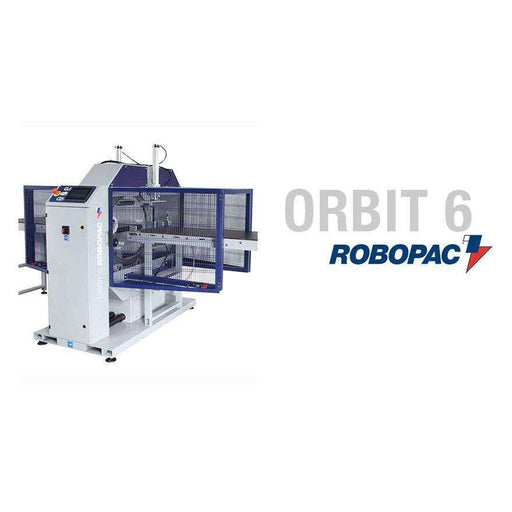 Orbit 6 Semi-Automatic Stretch Wrapper