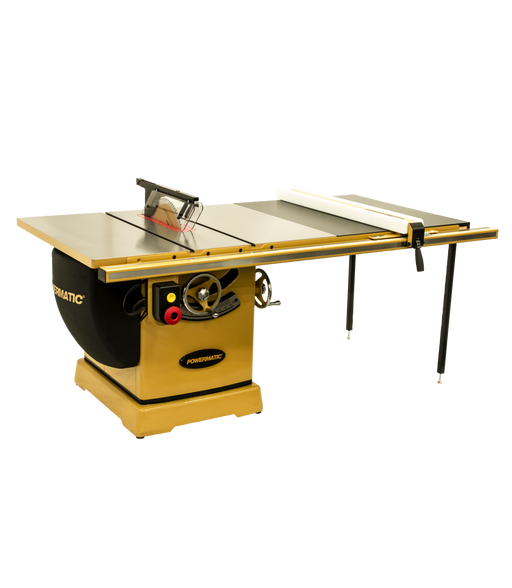 "3000B table saw - 7.5HP 3PH 230/460v 50"" RIP with Accu-Fence"