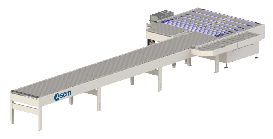 ERC Series of Return Conveyors